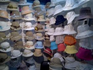 дамские летние шляпы