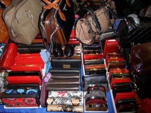 женские кошельки и сумки