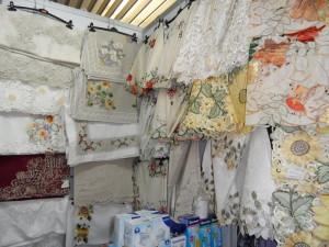 скатерти и платки