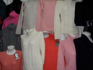 женские кофты и блузки