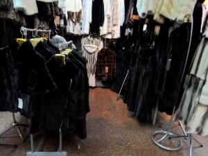 распродажа шуб, дубленок и меховых пальто