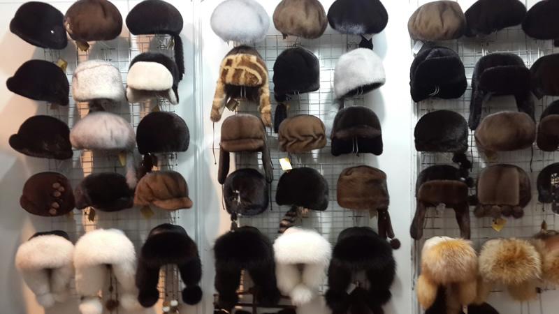 Меховые шапки официальный сайт