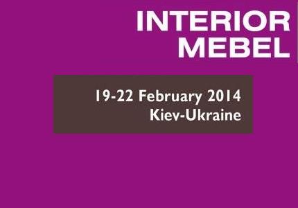 19-22 февраля в МВЦ пройдет выставка «Intеrior Mebel-2014»