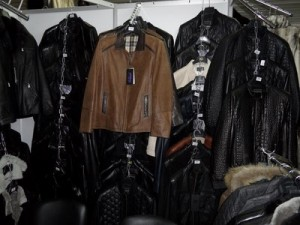 кожаные мужские куртки