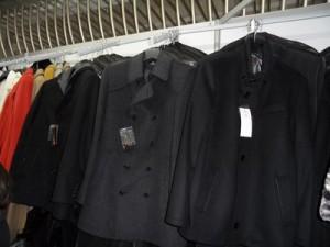 мужские пиджаки и пальто