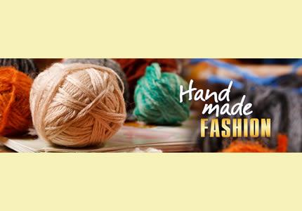 27-30 августа в КиевЭкспоПлазе пройдет выставка  рукоделия и авторских работ Handmade Fashion