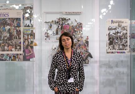 До 5 октября в PinchukArtCentre проходит групповая выставка «Страх и надежда»: Никита Кадан, Жанна Кадырова, Артём Волокитин