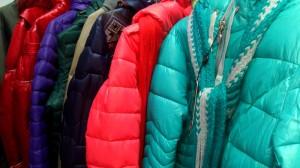 теплые осенние и зимние пуховики
