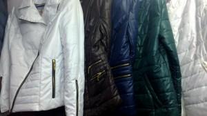 модные женские курточки
