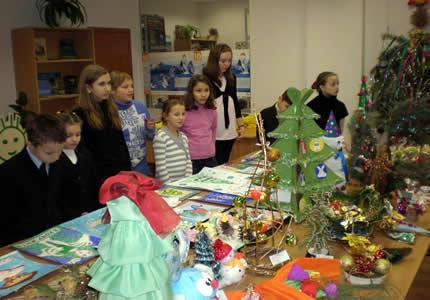 11-13 декабря в Доме Природы пройдут новогодние мастер классы «Збережи ялинку 2014»