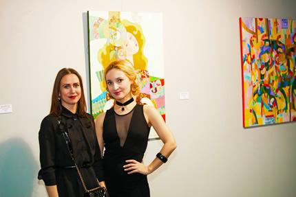 C 11 декабря по 8 февраля в арт-центре «Я.Гретера» проходит выставка «Эйфория»