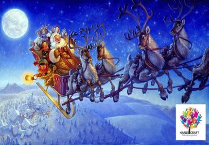 """20-21 декабря в ТРЦ """"Терминал-Бровары"""" пройдет выставка - ярмарка мастеров рукоделия от компании HANDICRAFT"""