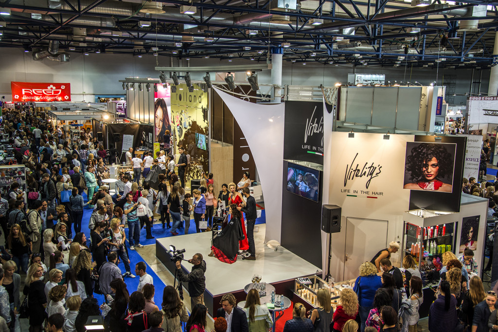 Выставка Estet Beauty Expo 2015 в МВЦ