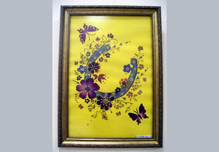 """C 7 апреля по 11 мая в Доме Природы пройдет выставка картин флористики """"Феерия бабочек"""""""