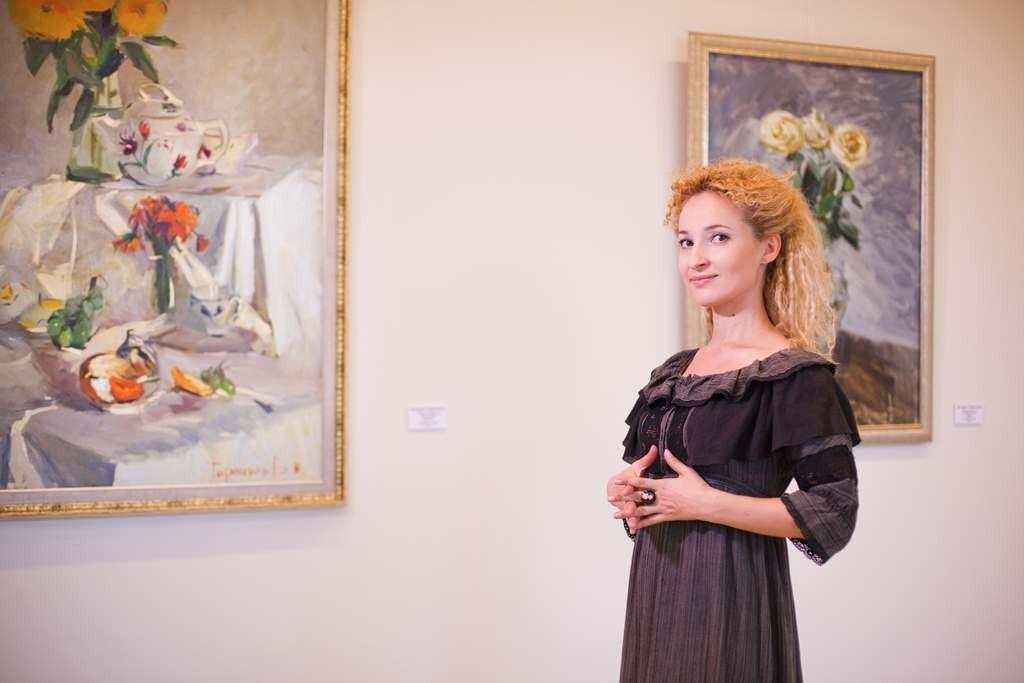 Леонора Янко - директор галереи