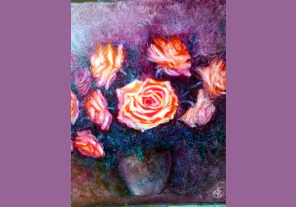 С 15 июня по 15 августа в Доме Природы пройдет выставка живописи Боримчука М. и Гуманенко В.