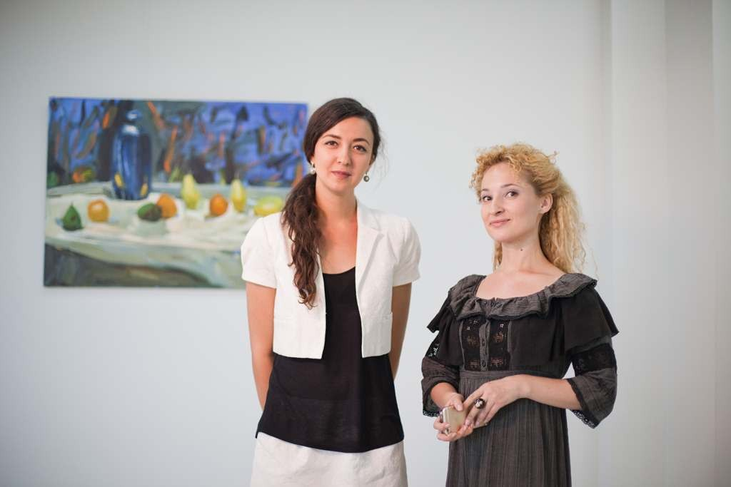 Валерия Тарасенко и Леонора Янко