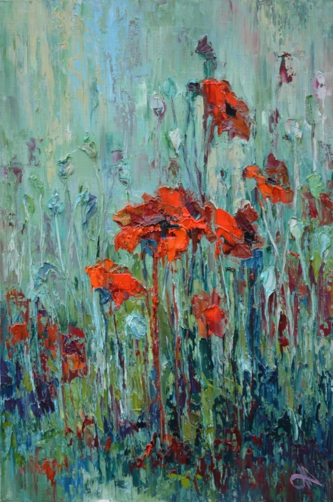 С 24 сентября по 8 ноября в арт-центре Я. Гретера пройдет выставка работ Татьяны Василенко «Оранжерея снов»