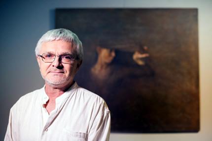 31 октября в арт-центре Я. Гретера откроется выставка Олега Радвана «Игра сознания»