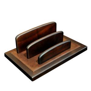 Элементы из деревянного настольного работа для шефа