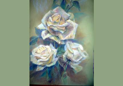 С 3 по 14 ноября в Доме Природы пройдет выставка живописи Светланы Фоминой «История лета»