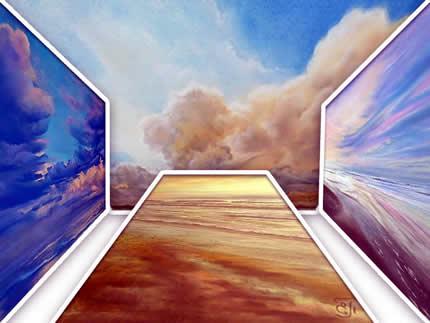З 20 по 30 листопада в галереї «Митець» відбудеться художня виставка робіт Катерини П'ятакової - «Долонями до неба»