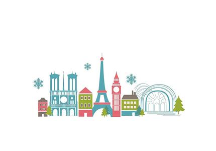 """До 10 січня на Поштовій площі проходить фестиваль """"Європейська зима"""""""