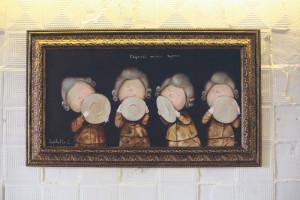 Картины Евгении Гапчинской