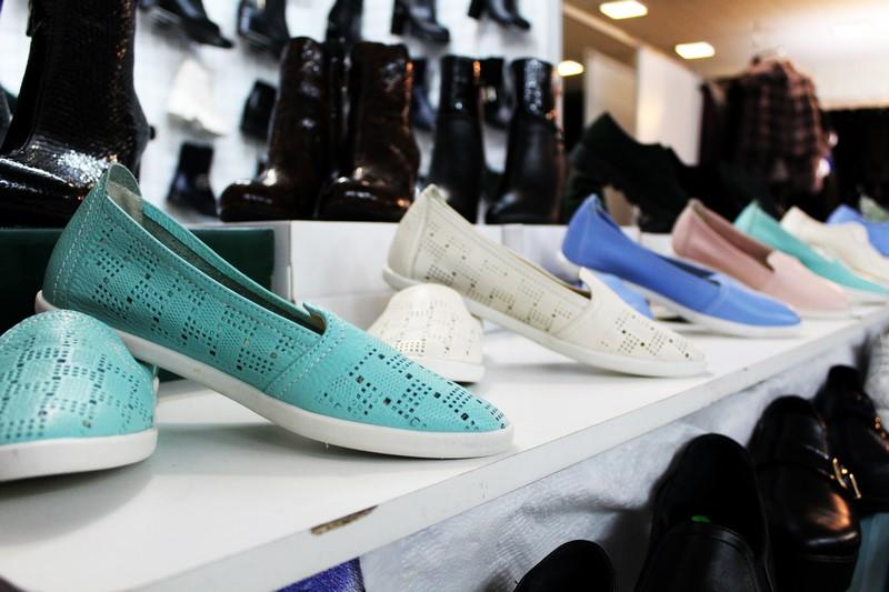 летняя обувь от украинских производителей