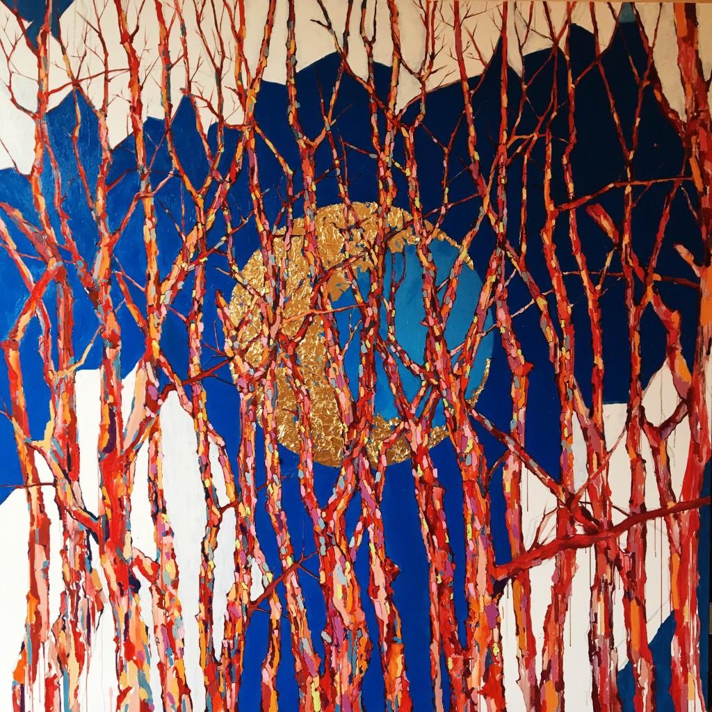 С 14 июля по 18 сентября в Арт-центре Я.Гретера пройдет выставка Марии Зражаевой и Леси Панчишиной «Общие черты»