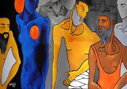 С 10 июня по 10 июля на арт-заводе Платформа в LERA LITVINOVA GALLERY пройдет новейший и уникальный художественный проект «Жизнь после…»