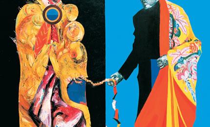 """С 12 июля по 7 августа в галерее """"Мистецький Арсенал"""" пройдет выставка Александра Дубовика «Архив оговорок»"""