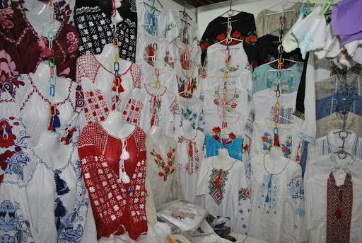 Вышиванки и пижамы на выставке