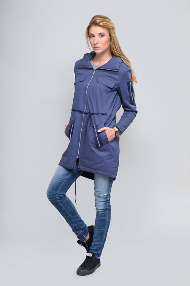 Осенние женские куртки