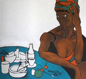 Картина Алины Гаевой
