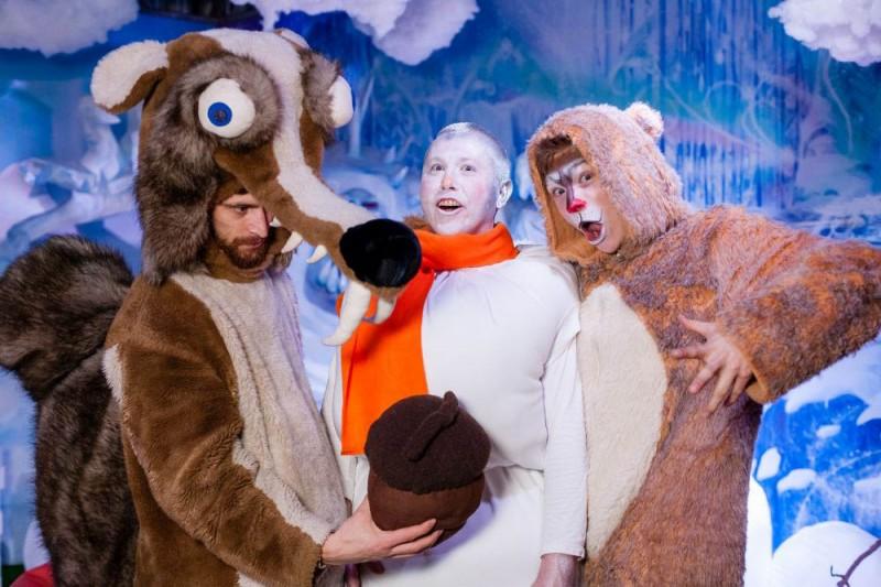 С 23 декабря по 9 января 2017 в Музее Сказок пройдет интерактивная новогодняя сказка