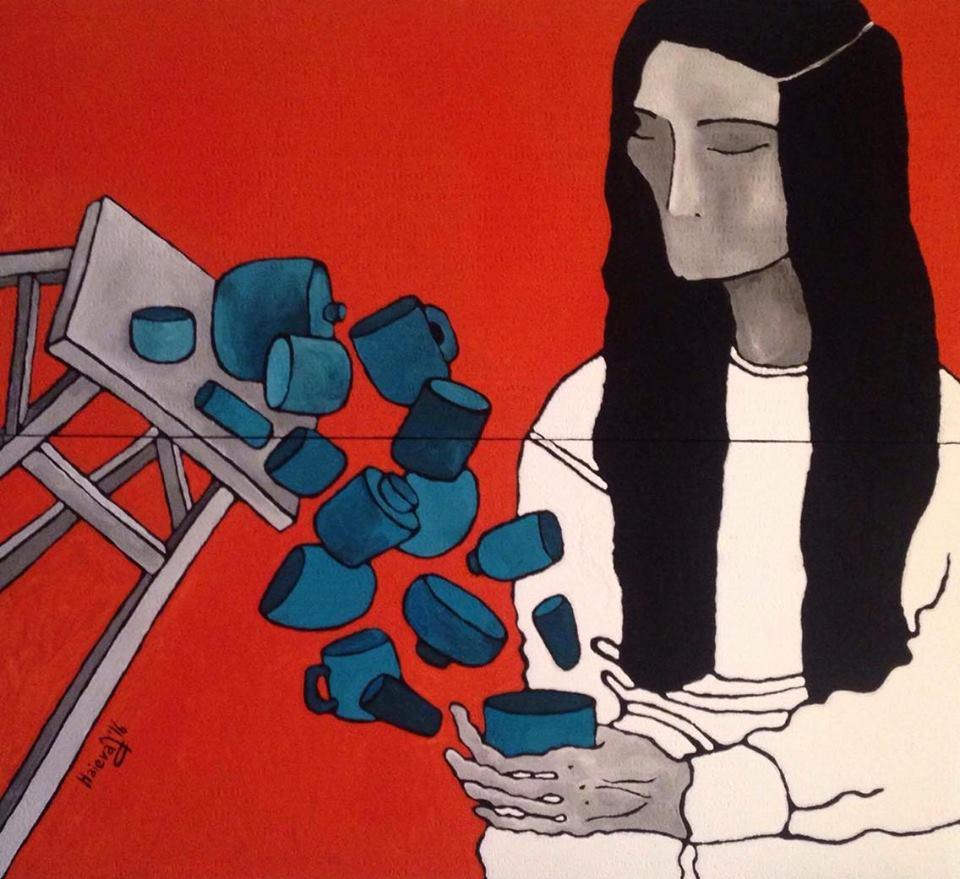 С 8 декабря по 8 февраля 2017 в арт-пространстве Lera Litvinova Gallery пройдет выставка современного искусства Lumen