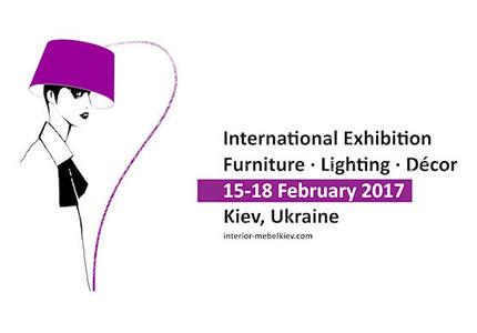 С 15 по 18 февраля в МВЦ пройдет Международная выставка мебели освещения и декора Interior Mebel