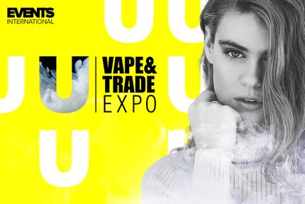 18-19 марта в Киеве состоится Вторая международная вейп выставка Vape&Trade Expo