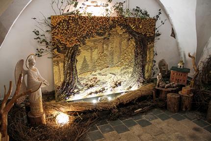 """В """"Галерея Буття"""" проходит постоянно действующая выставка народного искусства"""