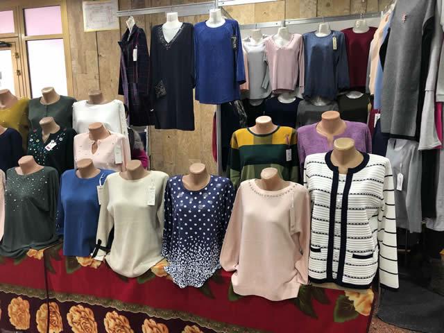 Женские кофты и блузы