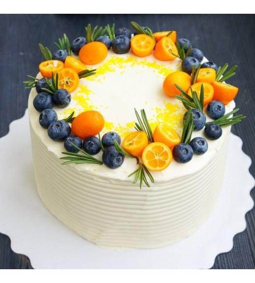 """Торт """"Морковный с пряными специями"""""""