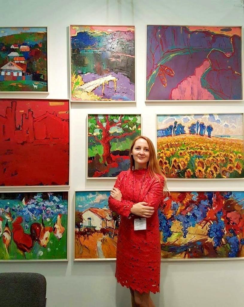 С 24 мая по 2 июня в Lera Litvinova Gallery пройдет выставка современной живописи «Non Stop. Art »