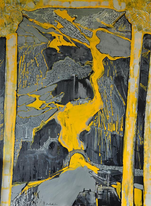 С 26 мая по 14 июля в арт-галерее «Мануфактура» пройдет выставка картины киевской художницы Аллы Волобуевой
