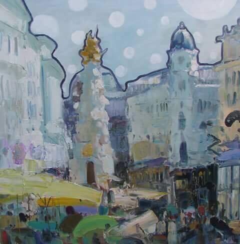 С 5 июля по 20 августа в арт-пространстве Lera Litvinova Gallery пройдет выставка живописи «Лето. Insight»