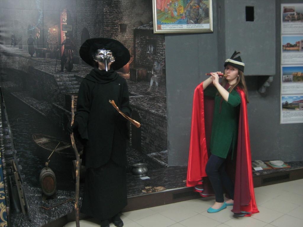 16 и 30 июля в Музее Истории Туалета пройдет костюмированные выставки-экскурсии «Мистические истории от Чумного врача»
