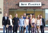 15 июля в арт-галерее «Мануфактура» открылась выставка Сергея Луценко «Расхождение реальности»