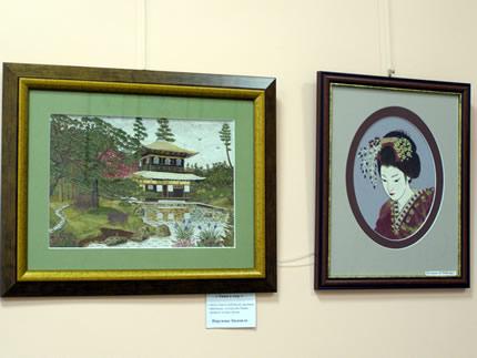 C 22 августа по 13 сентября в Доме природы проходит выставка ошибаны «Япония глазами украинца»