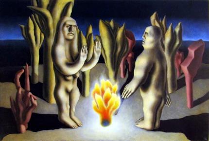 С 14 сентября по 4 октября в LERA LITVINOVA GALLERY пройдет выставка живописи «1/5»