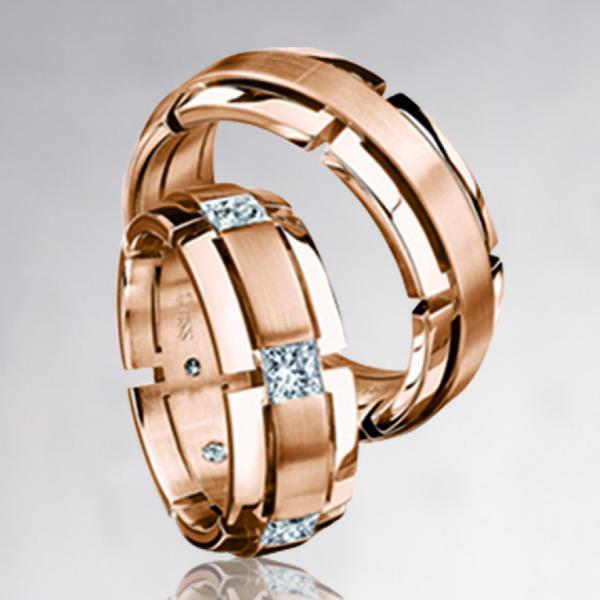 Кольцо обручальное 0137